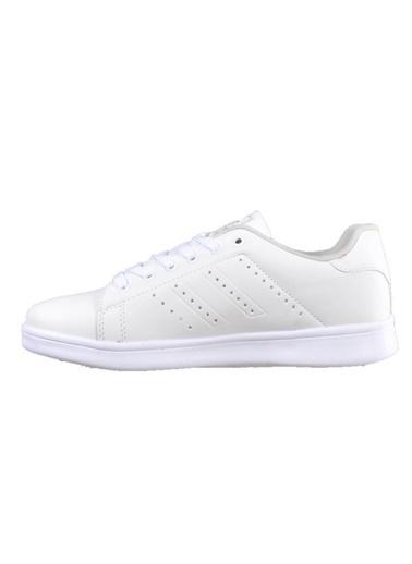Bestof Bestof 041 Siyah Unisex Spor Ayakkabı Beyaz